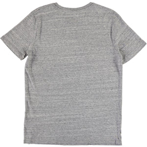 Smokey Tee - Slub Heather Gray