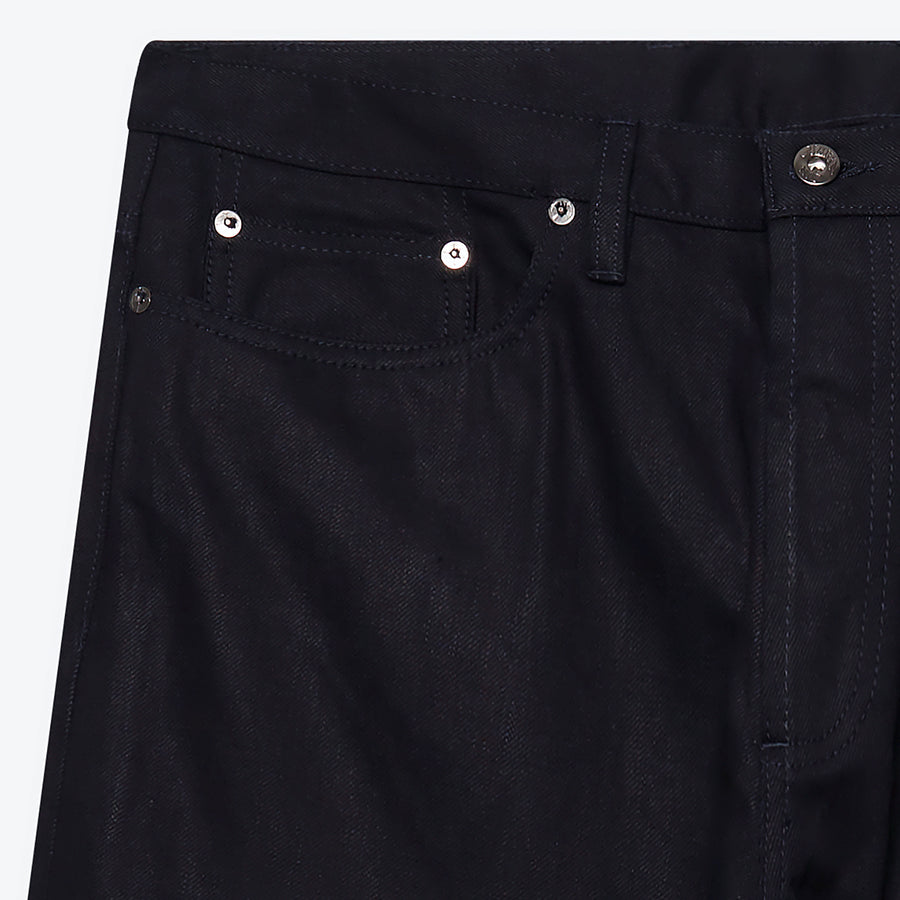 Slim Tapered Jean - Lightweight Shadow Selvedge