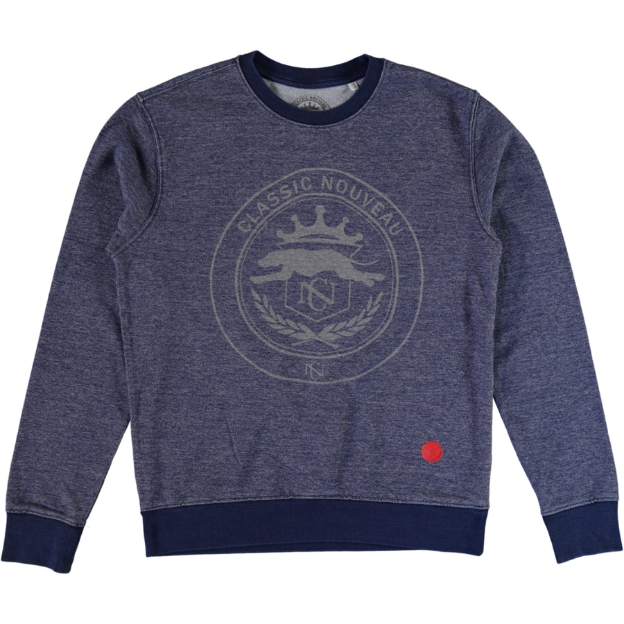 Grayhound Sweat - Navy