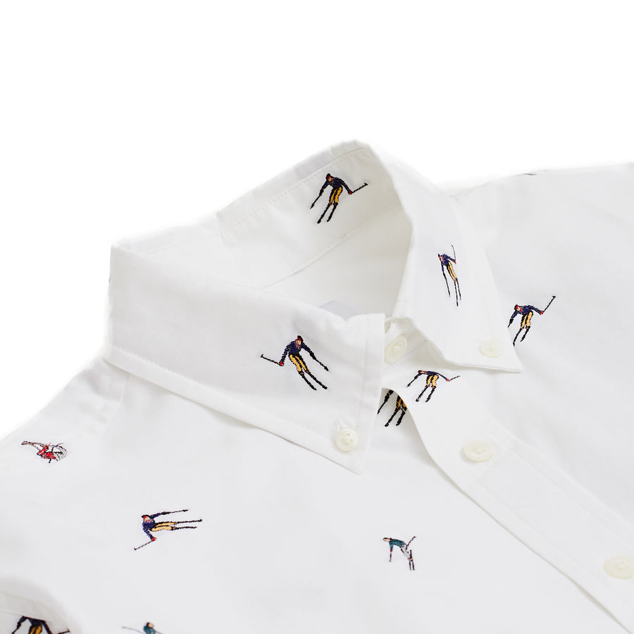 Ski Jump Broadcloth Shirt