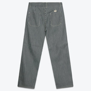 Boston Workwear Pant - Navy Hickory