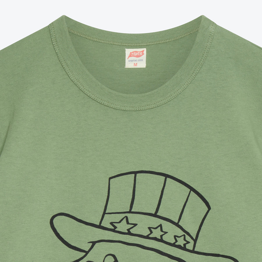 Snoopy 2020 T-Shirt - Olive