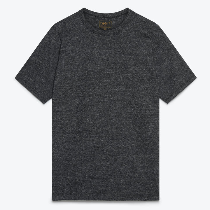 National Athletic Goods Athletic Tee - Black Heather- The Great Divide