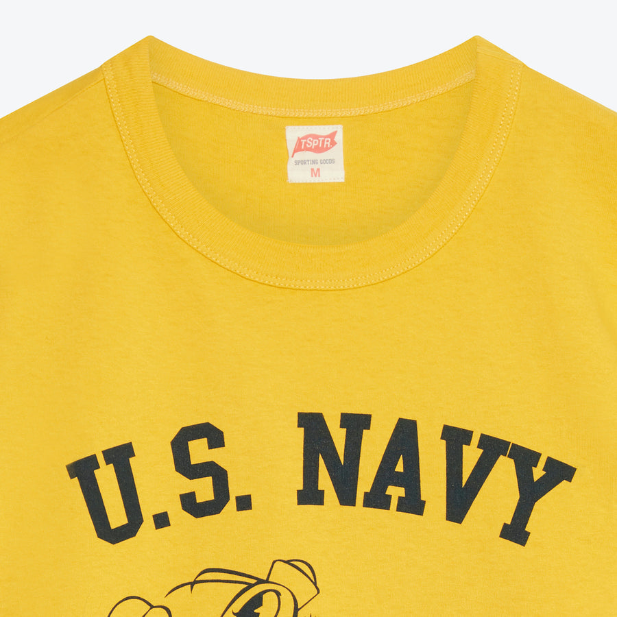 USN Okinawa T-Shirt - Yellow