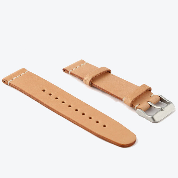 2-Piece Watch Strap - Natural
