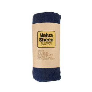 Velva Sheen Rolled S/S Regular T-Shirt - Navy - The Great Divide