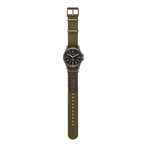 Timex Archive Acadia Watch - Green / Green Dial - The Great Divide