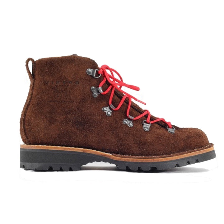 Hiker Mocha Oil Tan Roughout