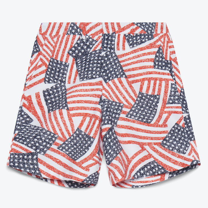 USA Flag Shorts - TGD Exclusive