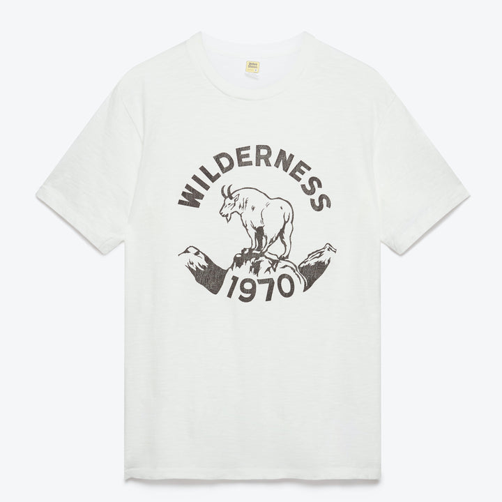 Wilderness Tee - White