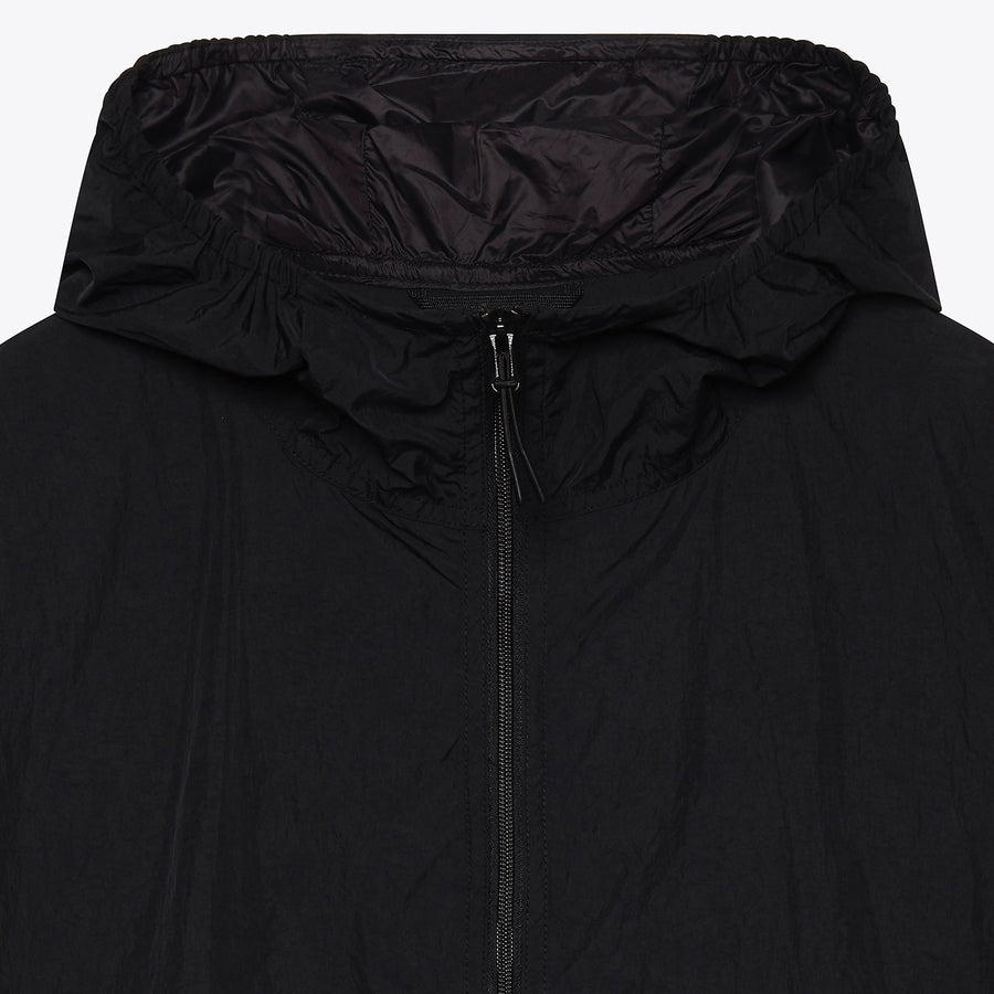 Cyclone Over Coat - Black