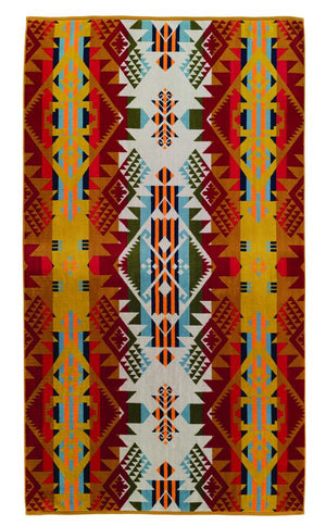 Pendleton Oversized Jacquard Towels - Journey West