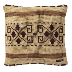 Knit Jacquard Pillow - Westerley