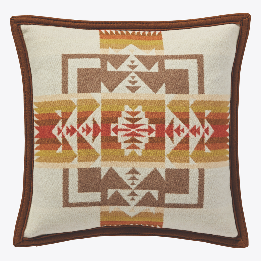 Pendleton Chief Joseph Pillow - Cream - The Great Divide
