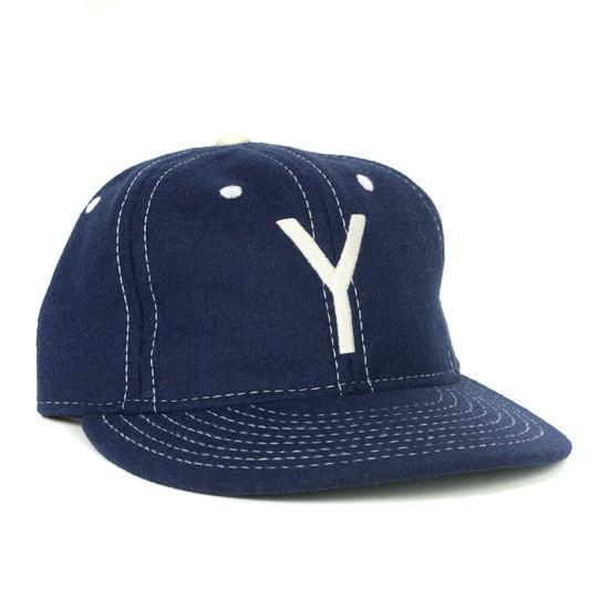 Ebbets Field Flannels - Yakima Bears 1949 Ballcap - The Great Divide