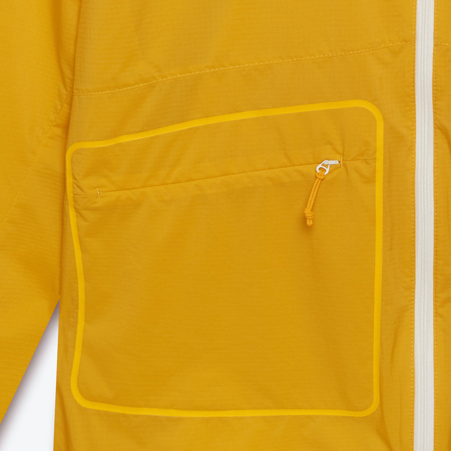 High Aeration Hoodie - Yellow
