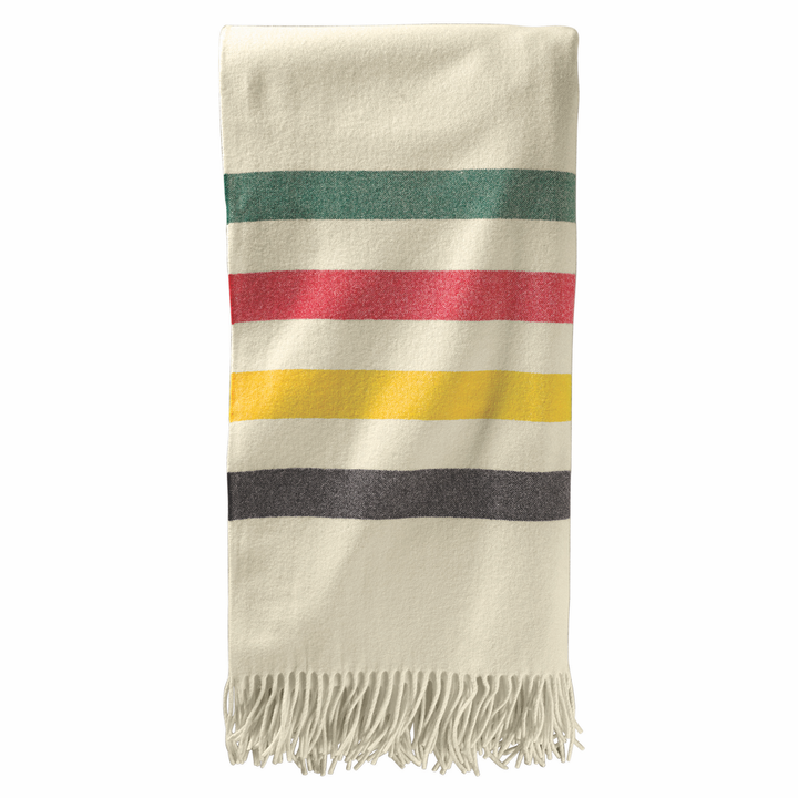 Pendleton 5th Avenue Throw - Glacier - The Great Divide