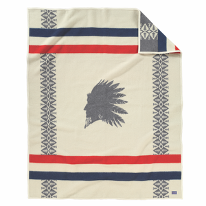 Pendleton Blanket - Heroic Chief