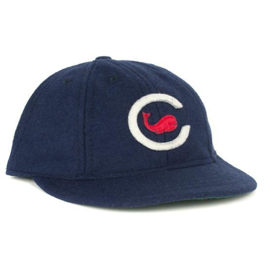 Ebbets Field Flannels Chicago Whales 1915 8-Panel Ballcap