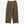 Corduroy One Tuck Chino Pants - Brown
