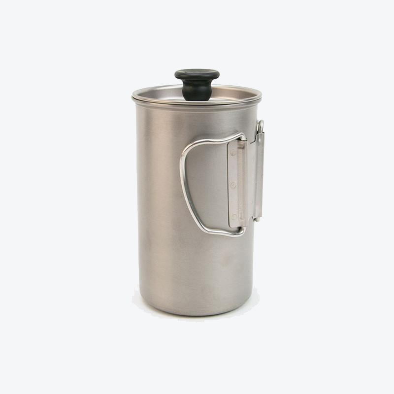 Titanium French Press
