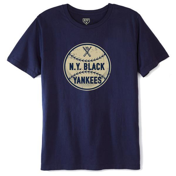 New York Black Yankees 1947 T-Shirt