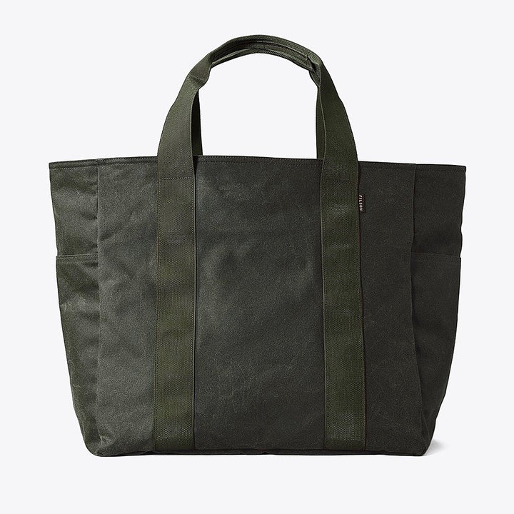 Medium Grab n Go Tote Bag - Spruce