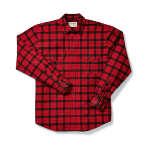 Alaskan Guide Shirt - Red & Black Plaid