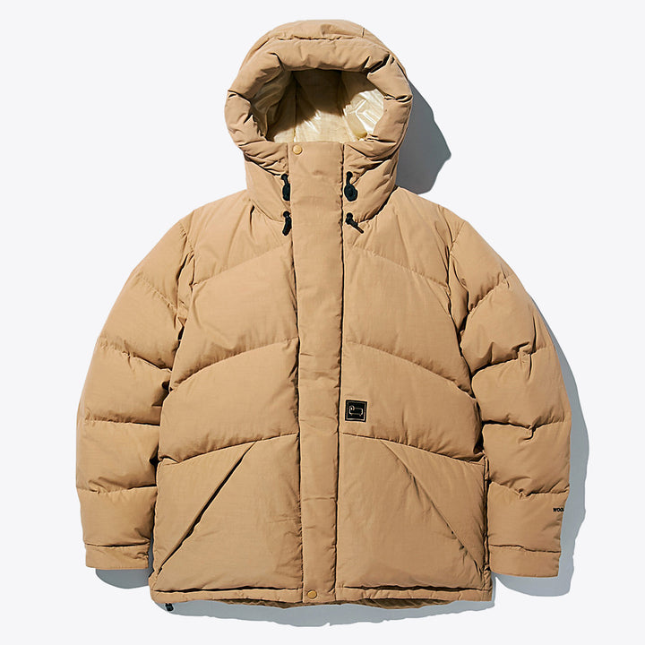 Greylock Down Jacket - Beige