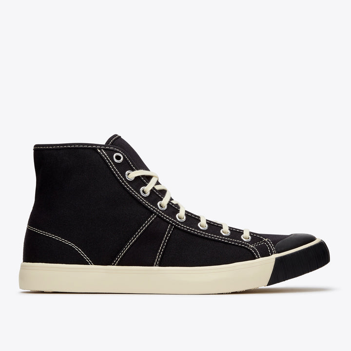1892 National Treasure High Top - Coal Black