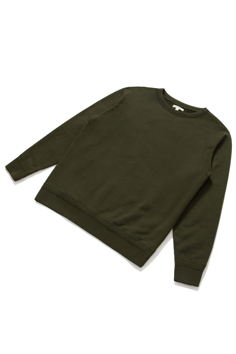 '44 Fleece - Midnight Green