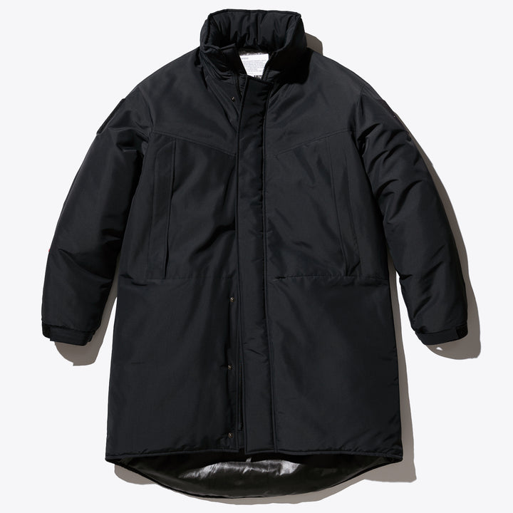 Level7 Primaloft Monster Parka - Black