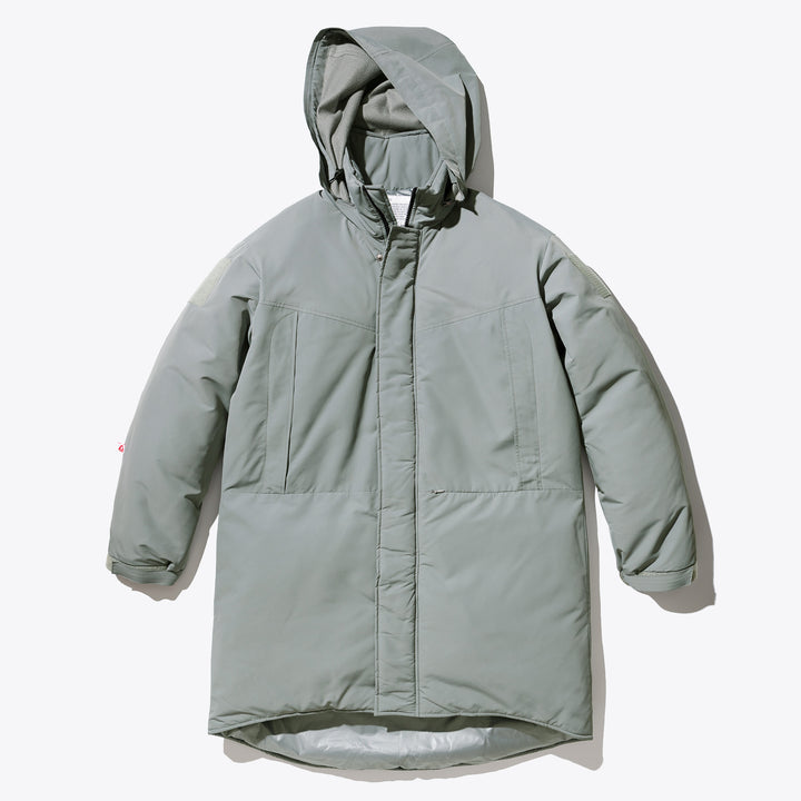 Level7 Primaloft Monster Parka - Grey