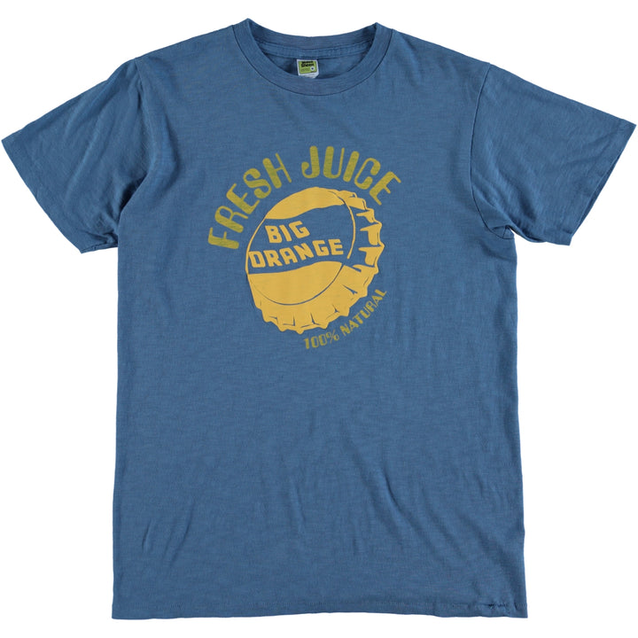 Fresh Juice Tee - Blue