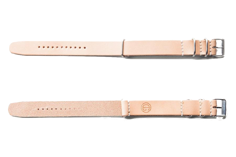 Nato Watch Strap - Natural