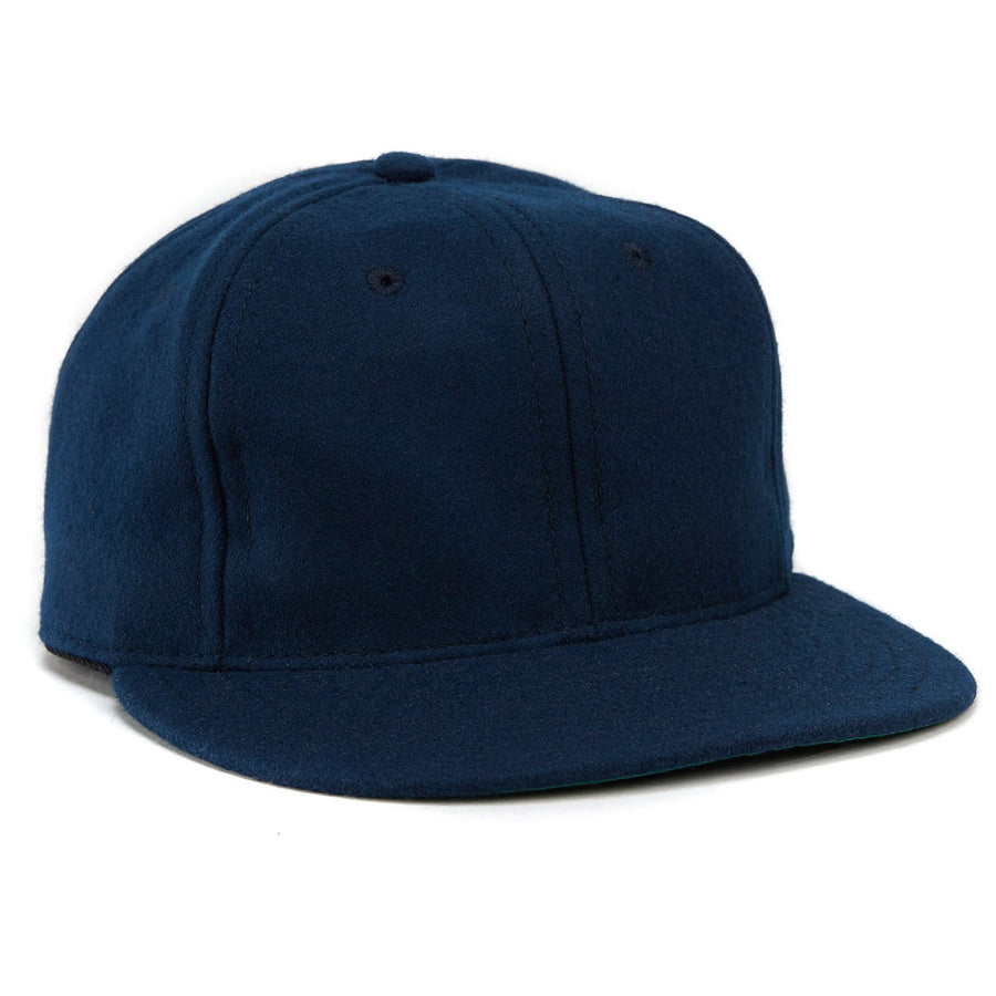 Ebbets Field Flannels Unlettered Ballcap - Navy - The Great Divide