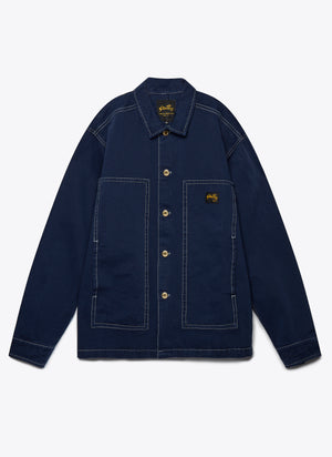 Box Jacket - Century Navy