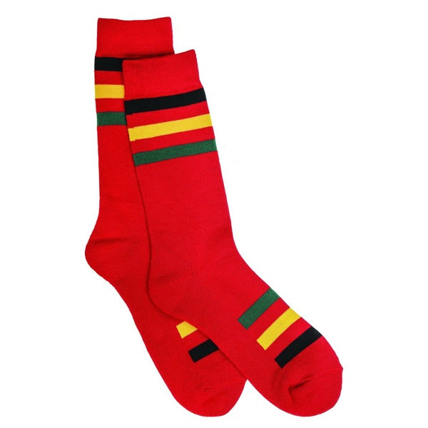 Rainier National Park Crew Sock