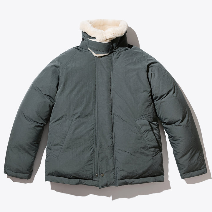 Ranger Down Parka - Grey