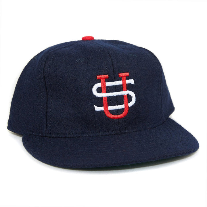 Ebbets Field Flannels US Tour Of Japan 1934 Ballcap - The Great Divide