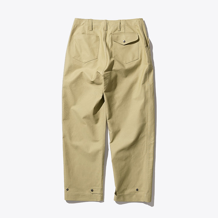 Work Chino Pants - Beige