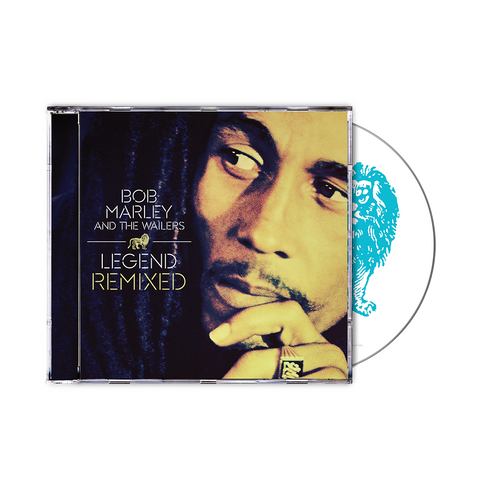 Legend Remixed CD