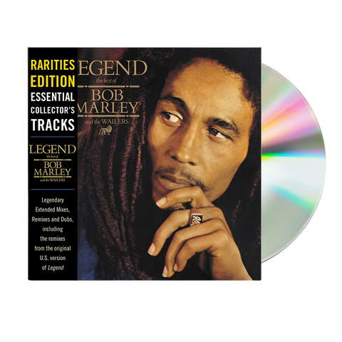 Legend Rarities Edition CD