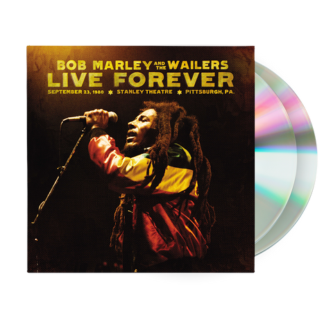 Live Forever: The Stanley Theatre, Pittsburgh, PA, September 23, 1980 2CD