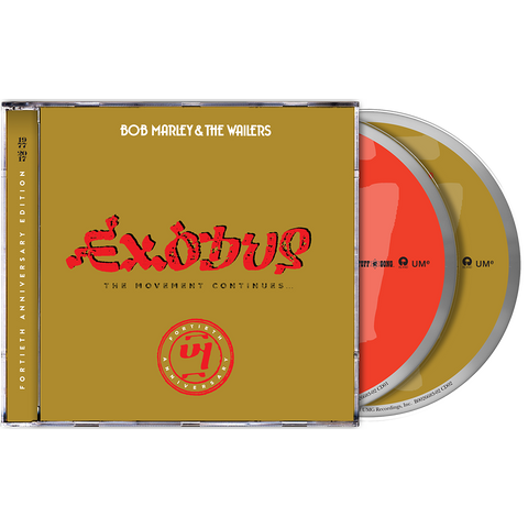 Exodus 40th Anniversary Edition 2CD