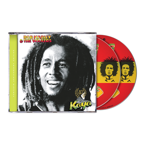 Kaya 40th Anniversary Edition 2CD