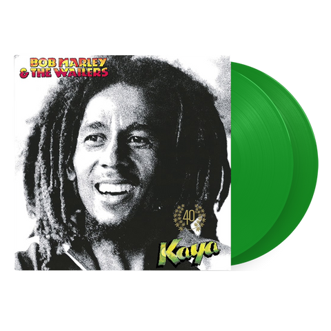 Kaya 40th Anniversary Edition Green 2LP