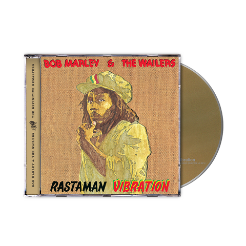 Rastaman Vibration CD