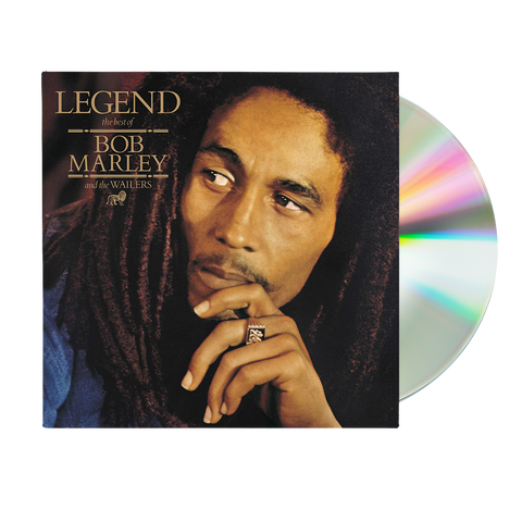 Legend - The Best of Bob Marley and the Wailers CD