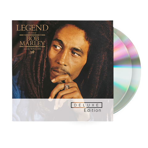 Legend - The Best of Bob Marley and the Wailers 2CD